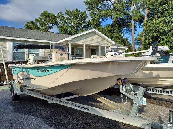 Photo 2017 Carolina Skiff 218 DLV - $29,950 (Clayton)