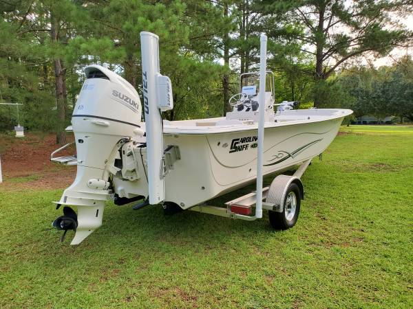 Photo 2017 Carolina Skiff 218 DLV - $31,000 (Bailey)