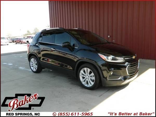 Photo 2017 Chevrolet TRAX - BAD CREDIT NO PROBLEM - $17499 (2017 Chevrolet TRAX Baker Chevrolet)