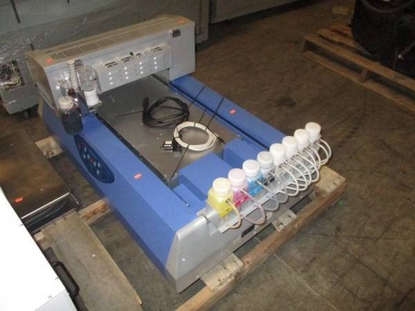 Photo 2019 OmniPrint FreeJet 330TX Plus DTG Printer RTR 9103958-01 - $13500 (Raleigh)
