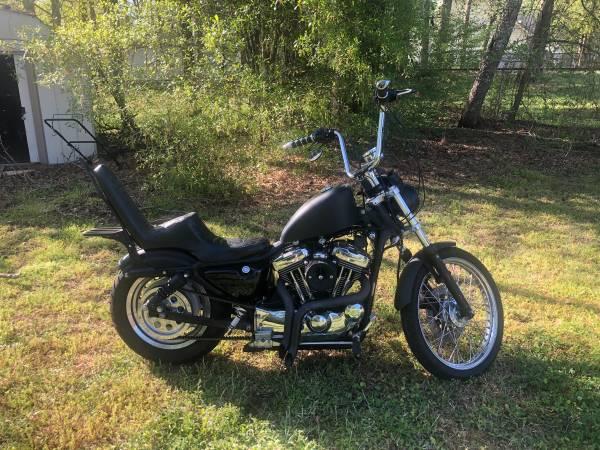 Photo 97 Harley Davidson Sportster 1200 - $3,400 (Zebulon)