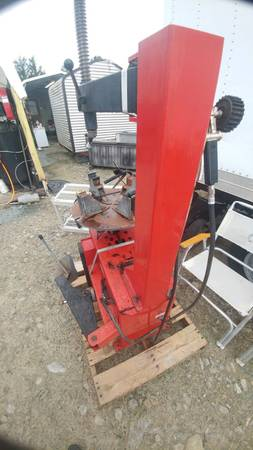 Photo Coats Tire changer RC-1 especially for Motorcycle and ATV Tires. - $1,500 (Four Oaks, NC)