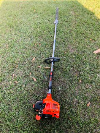 Photo ECHO srm 225 hedge trimmer - $275 (Angier nc)