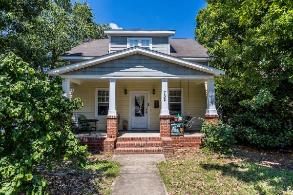 Photo FOR SALE 3Bdrm Home in the Heart of DT Raleigh (732 S Bloodworth St)
