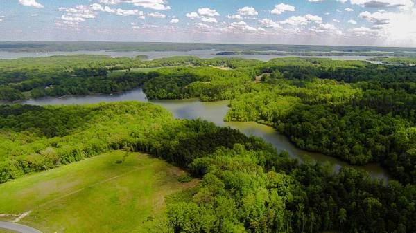 Photo Fantastic waterfront Lot with boat dock permit(Owner Financing) (VirginiaHenderson)