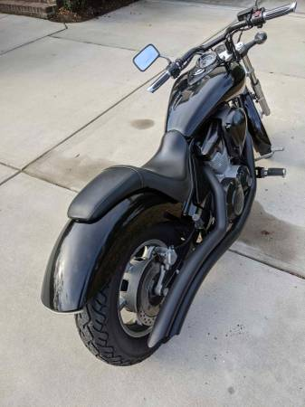 Photo Honda Sabre VT1300CS, great value - $4,500 (Durham)