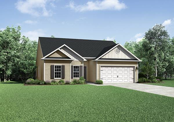 Photo Hurry Hurry Last Home Left Brand New, Affordable (Village at Applewood, Creedmoor)