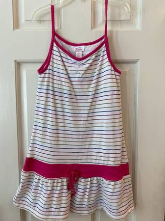 Photo Justice Summer Dress Girls Size 8 - $5 (Cary)
