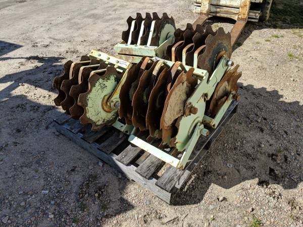 Photo KMC Rolling cultivator disc (Zebulon)
