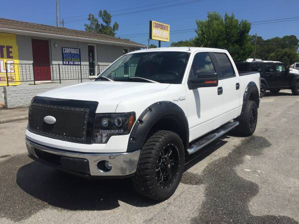 Photo LOW PRICE HURRY 2014 FORD F150 XLT SUPERCREW CAB 4 DOOR TRUCK - $17,995 (CORPORATE WHOLESALE)