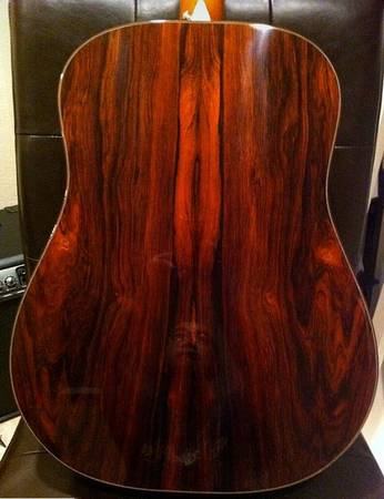 Photo Larrivee D-10 Brazilian Rosewood AE - The Ultimate Christmas Guitar - $4500 (Durham)