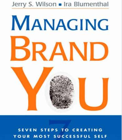 Photo Managing Brand You 7 Steps to Creating Your Most Successful Self (New) - $9 (South Chapel Hill Durham North Chatham)
