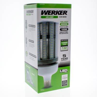 Photo NEW LED CORN COB LAMPS w WARRANTY - $79 (Raleigh)