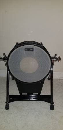 Photo Roland KD-120 Kick Drum Pad for Electronic Drum Set - $175 (Raleigh)