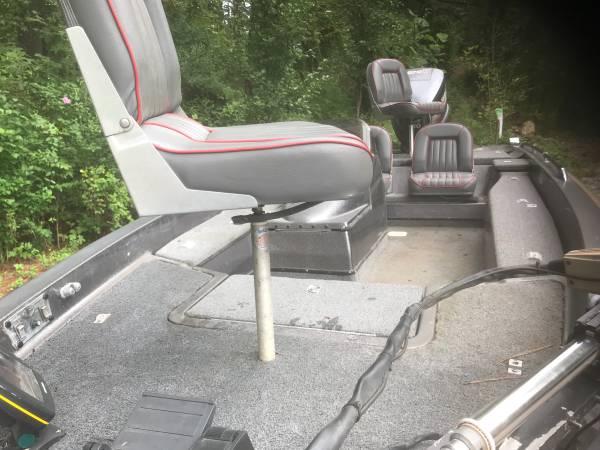 Photo Skeeter Bass Boat - $4,500 (N. Raleigh)