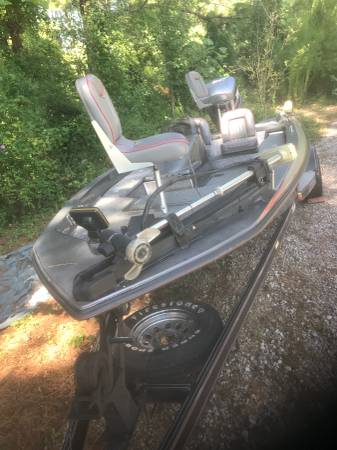 Photo Skeeter Bass Boat - $5,900 (North Raleigh)