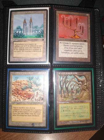 Photo Trading Magic The Gathering (higher end) for guitars... Whatcha got - $1 (Raleigh)