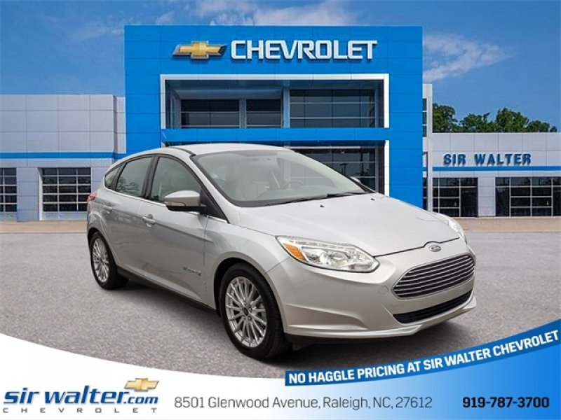 Photo Used 2015 Ford Focus Electric Hatchback for sale