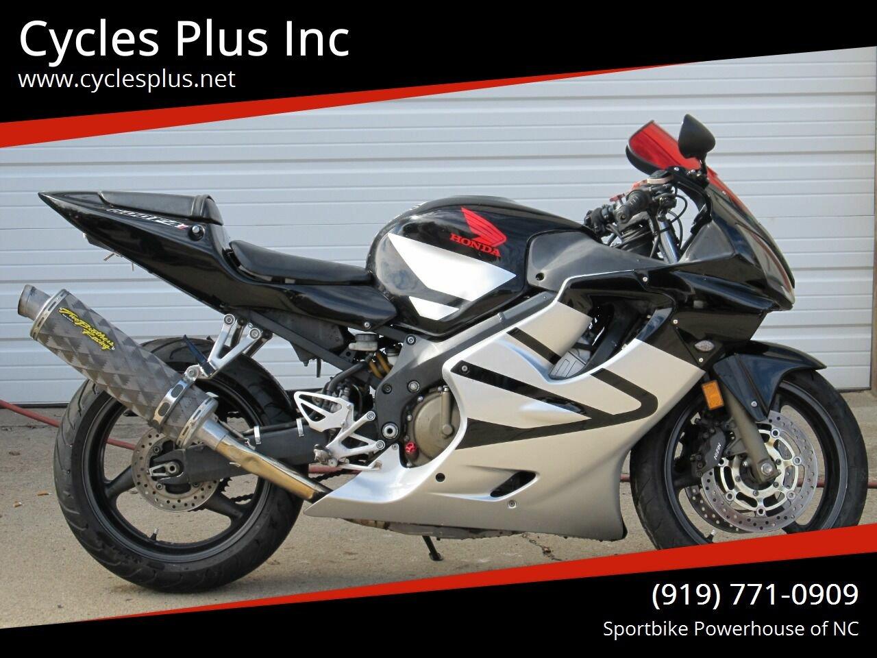 Photo 2003 Honda CBR 600F4i $3895