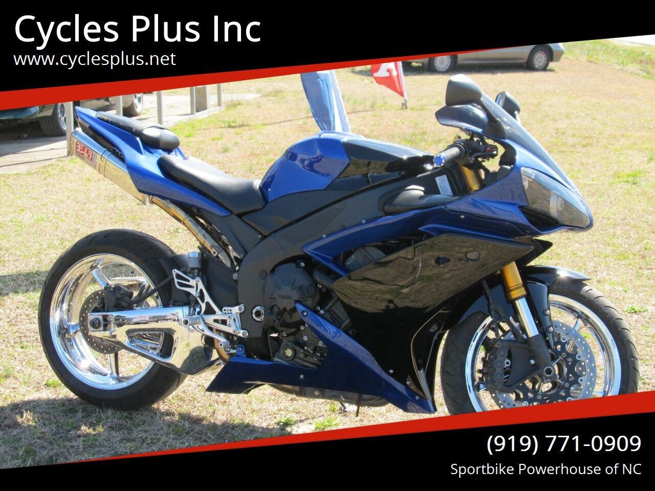 Photo 2007 Yamaha YZF R1 $6495