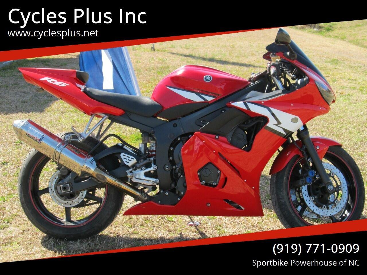 Photo 2004 Yamaha YZF R6 $4295