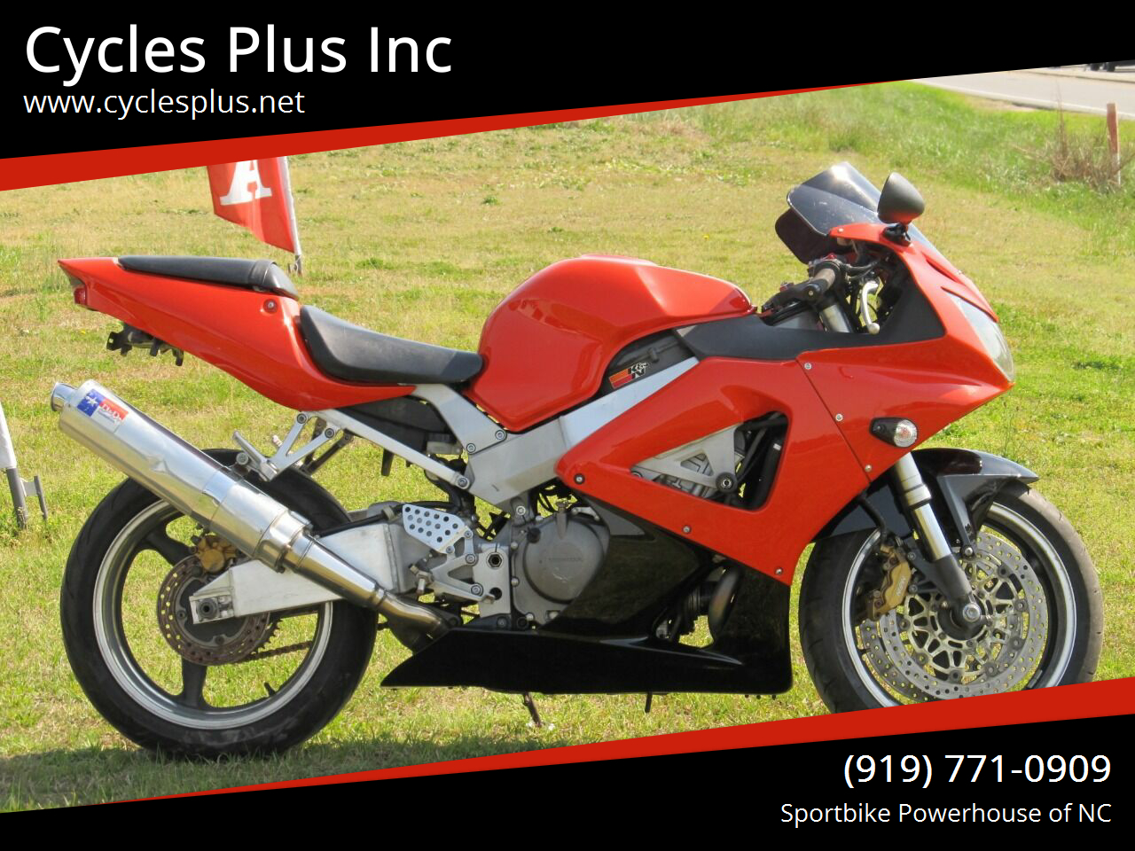Photo 2000 Honda CBR 929RR $4295
