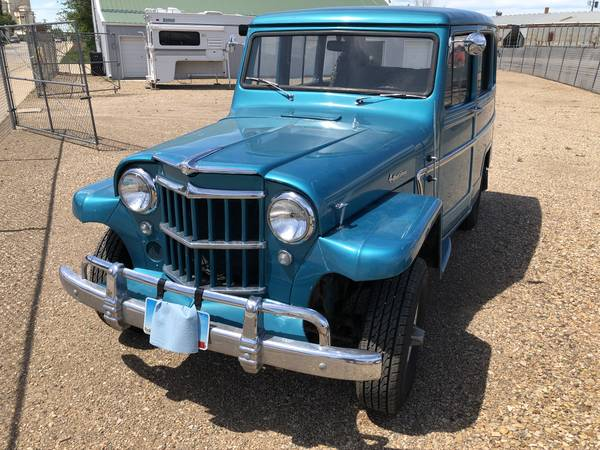 Photo 1962 Willys wagon - $8500 (Belle Fourche)