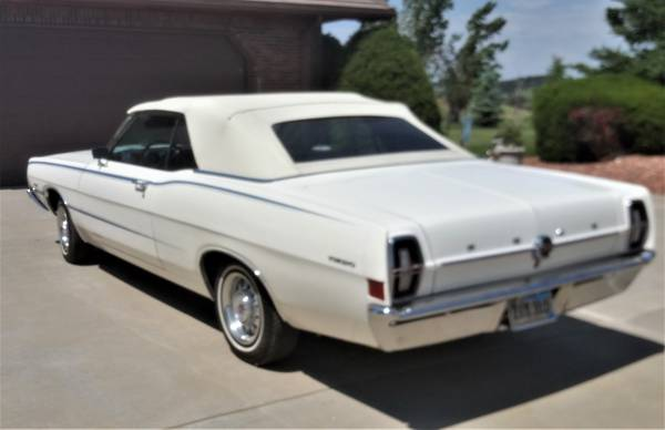 Photo 1968 Ford Torino GT Convertible - $27,500 (Rapid City)