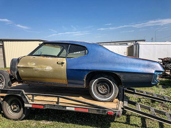 Photo 1970 PONTIAC LeMANS - $1000 (Rapid City, SD)