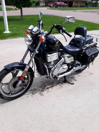 Photo 1986 Honda Shadow 700 - $1,500 (Wagner, SD)