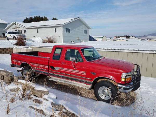 Photo 1997 Ford F250 7.3L Turbo Diesel - $8975 (Spearfish)