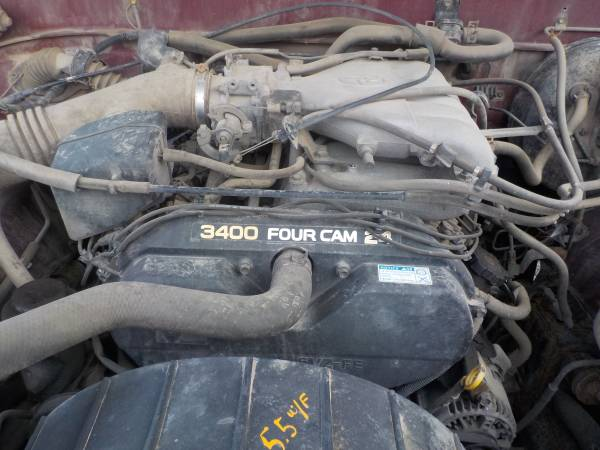 Photo 1997 Lincoln Town Car Parts - $500 (Rapid City, SD)