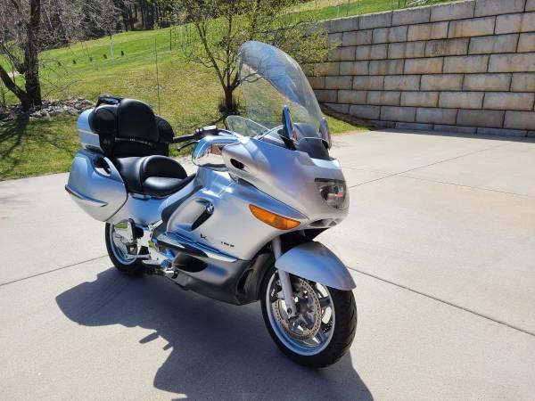 Photo 2003 BMW K 1200 LT Motorcycle - $4,500 (Rapid City)