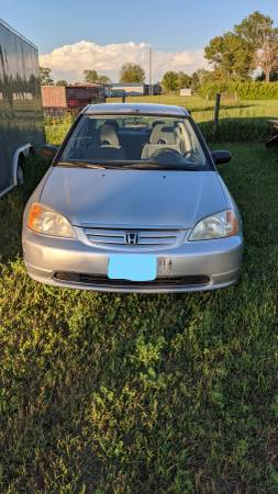 Photo 2003 HONDA CIVIC FOR SALE - $900 (RAPID CITY SD)