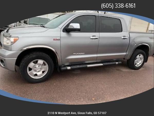 Photo 2008 Toyota Tundra CrewMax - $14895