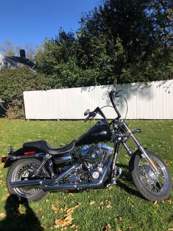 Photo 2012 HARLEY SUPER GLIDE - $8,500 (Rapid city,SD)