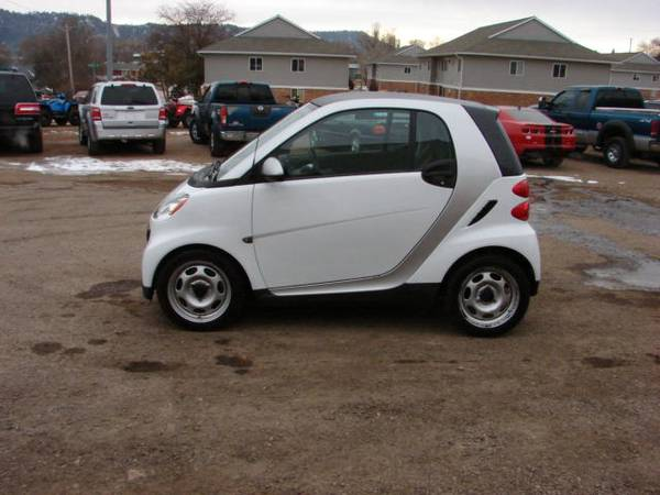 Photo 2013 Smart fortwo - $5495 (Hot Springs)