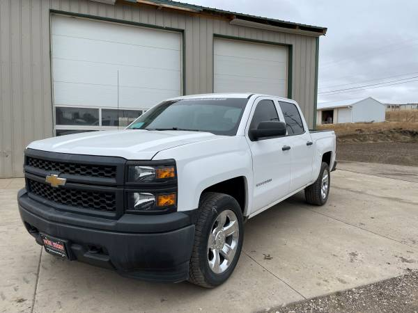 Photo 2014 Chevrolet 1500 WT - $24,900 (2203 5th Ave)