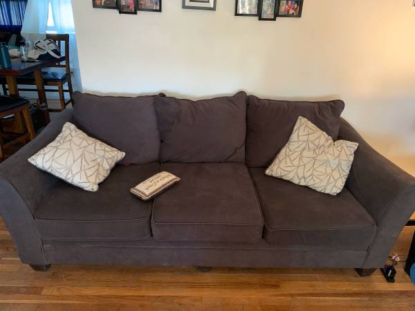 Photo 3 piece Couch Set - $500 (Rapid City, SD)