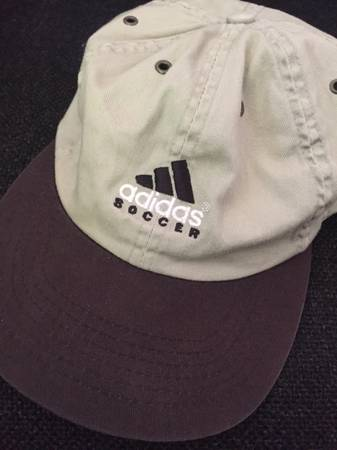 Photo Adidas Soccer Cap - used - $8 (rapid city west side)