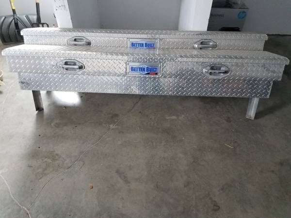 Photo Better Built Tool Boxes - $200 (Spearfish)