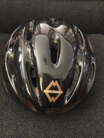 Photo Gary Fisher Adult Cycling Helmet - $15 (rapid city west side)
