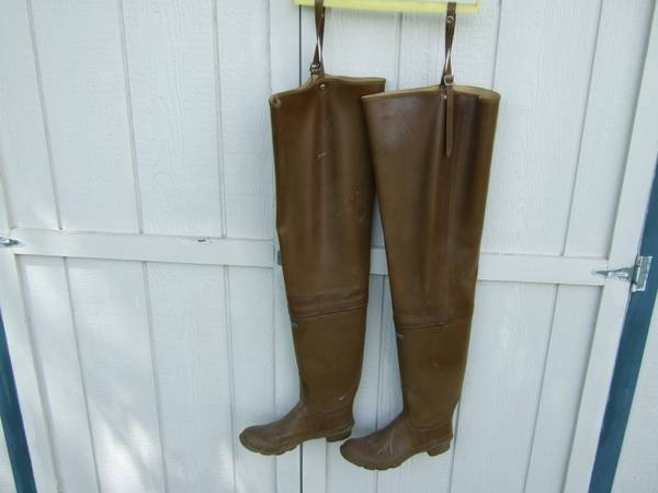 Photo Hip waders by quotConversequot - $15 (Rapid City, SD)