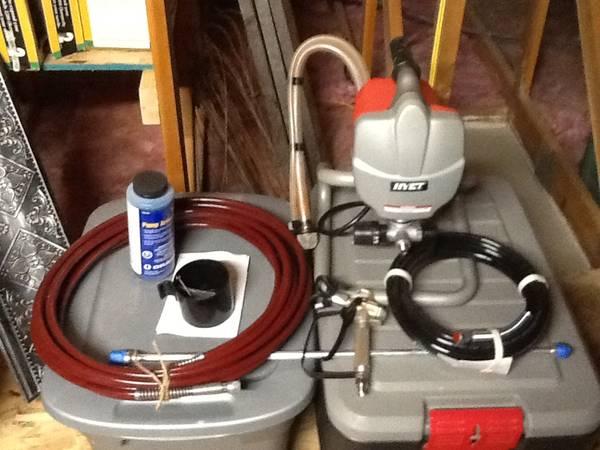 Photo Hyet 3000PSI Airless Paint Sprayer - $195 (Custer)