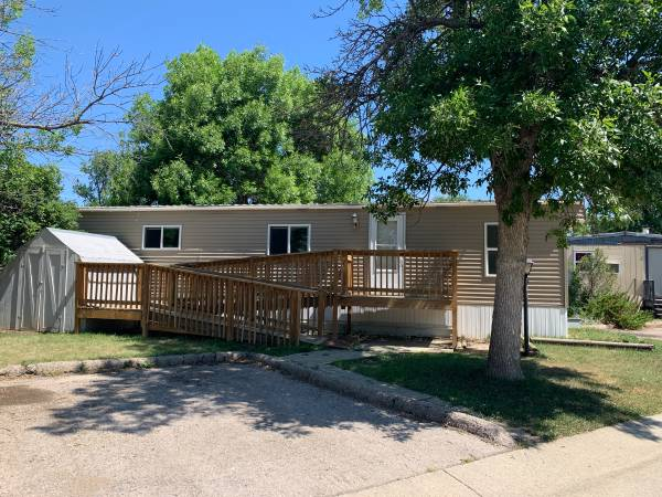 Photo Mobile Home For Sale (Rapid City SD)