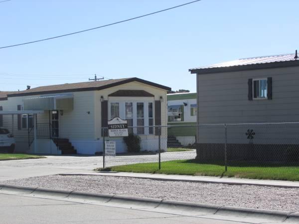 Photo Mobile Homes for Sale, Sidney Nebraska (Sidney)
