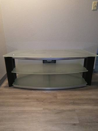 Photo TV Stand - $30 (Rapid City SD)