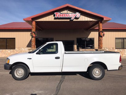 Photo Used 1997 Ford F150 2WD Regular Cab for sale