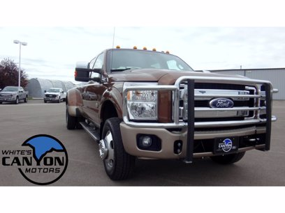 Photo Used 2011 Ford F350 King Ranch for sale