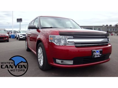 Photo Used 2016 Ford Flex AWD SEL for sale